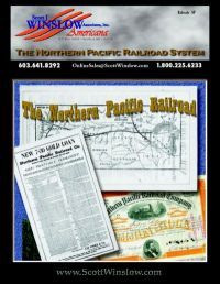 Northern Pacific Rr Fixed Price List