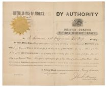 Appointment To The United States Veteran Military League