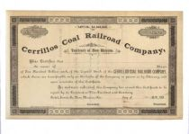 Cerrillos Coal Railroad Company
