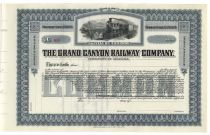 The Grand Canyon Railway Company