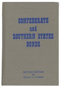 Confederate Bonds Second Edition