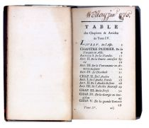 William Ellery III's Signed Copy Of Methode De Geographie