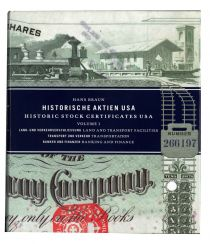 Historic Stock Certificates USA