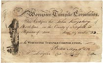 Worcester Turnpike Corp.