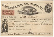 Massassaugie Oil Co.