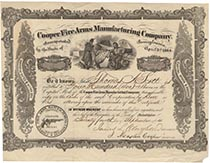 Cooper Fire Arms Manufacturing Co.
