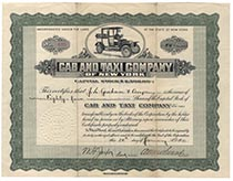 Cab & Taxi Co. of New York