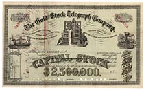 Gold & Stock Telegraph Co.