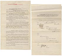 Edison General Electric Co.  contract
