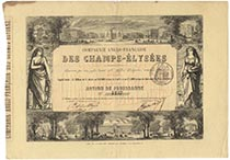 Compagnie Anglo-Francaise Des Champs-Elysees