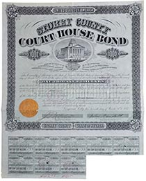 Storey County Court House Bond