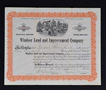 Windsor Land & Improvement Co.