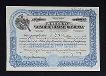 Blue Jay Wonder Mining Co.