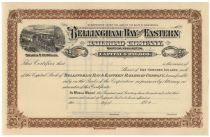 Bellingham Bay And Eastern Railroad Company