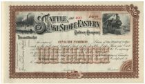 Seattle, Lake Shore And Eastern Railway Company