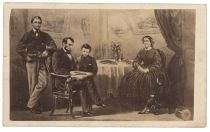Lincoln Family Artist Conception