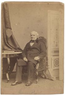 George Peabody Cabinet Photo