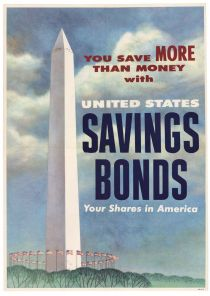 U.S. Savings Bond Poster 1959