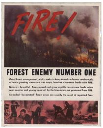 American Forest Products Industries Poster