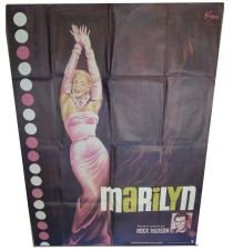"French Language Poster For ""Marilyn"""