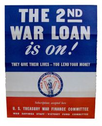 """The 2nd War Loan Is On!"""