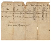 Report For Guards At Fort Hamilton