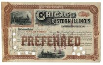 Chicago & Eastern Illinois Railroad Company