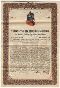 Chippewa Coal & Enterprises Corporation