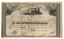 Baltimore & Ohio Rail Road Company