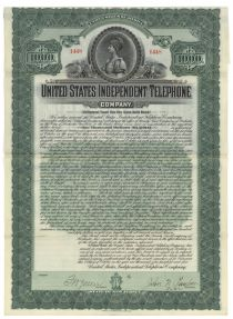 United States Independent Telephone Company