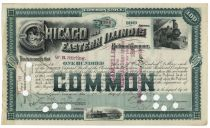 Chicago & Eastern Illinois Railroad Co.