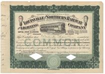 Samuel Insull - Louisville & Northern Railway