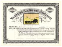 Yellowstone Park Transportation Co.