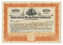 Columbian Bank Note Company