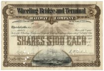Wheeling Bridge And Terminal Railway Company