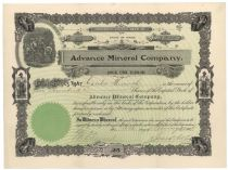 Advance Mineral Co.
