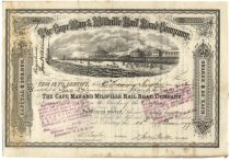 Cape May & Millville Rail Road Company