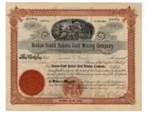 Boston-South Dakota Gold Mining Company