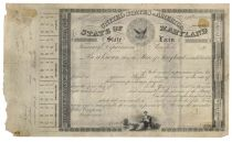 A Scarce, Early State of Maryland Loan