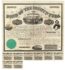 Bond Of The County Of Yuba
