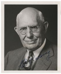 Charles Kettering Singed Picture