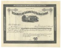 The Los Angeles And San Gabriel Valley Railroad Company