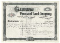 Gibbs Town And Land Company