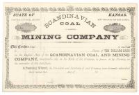 Scandinavian Coal And Mining Company