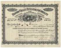 Neosho Valley Investment Company of Chetopa, Kansas