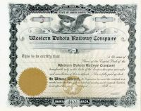 Western Dakota Railway Company (eagle)