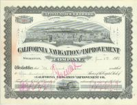 California Navigation & Improvement Company