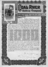 Coal River Railway Company