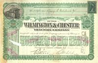 Wilmington & Chester Traction Company