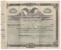 Arkansas Southern Railroad Company